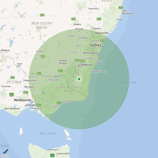 Cooma/polo Flat (unlic) Helipad  Helicopter Charter Service