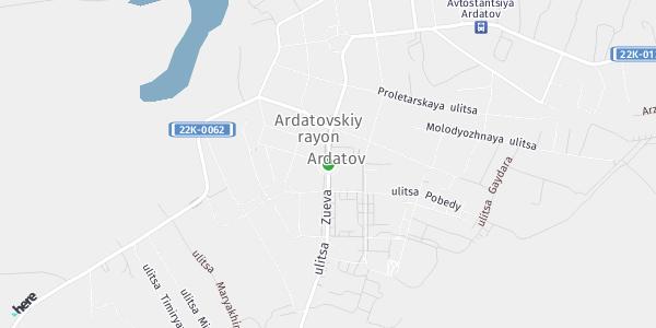 Кредиты Ардатов