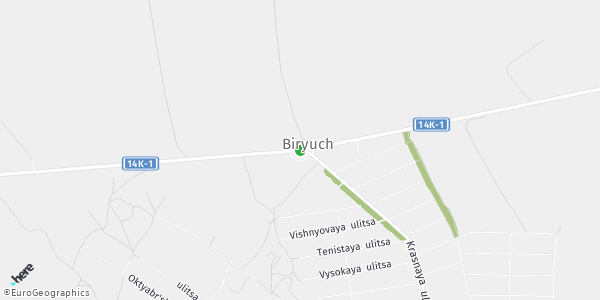 Кредиты Бирюч