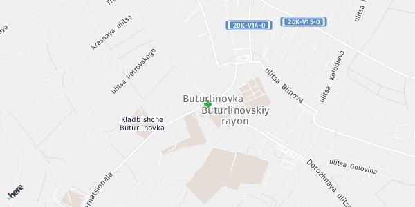 Кредиты Бутурлиновка