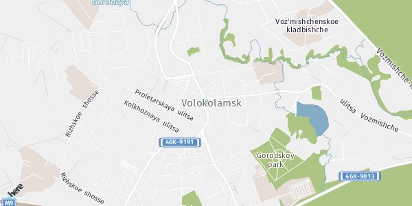 Кредиты Волоколамск