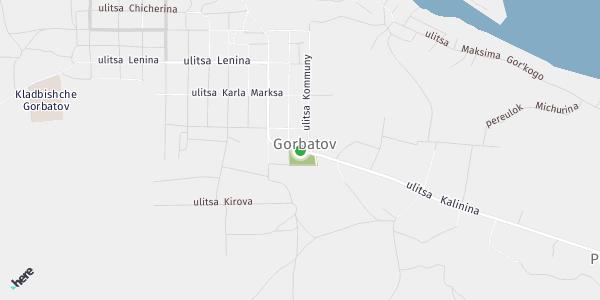 Кредиты Горбатов