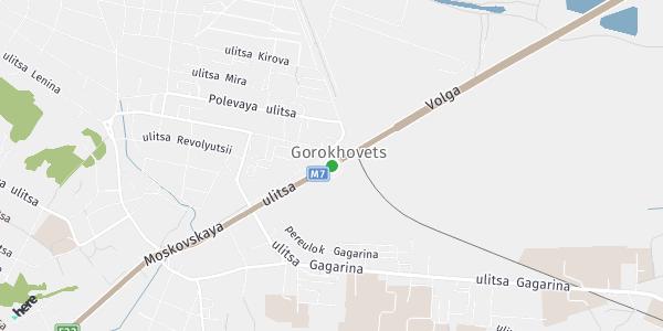 Кредиты Гороховец
