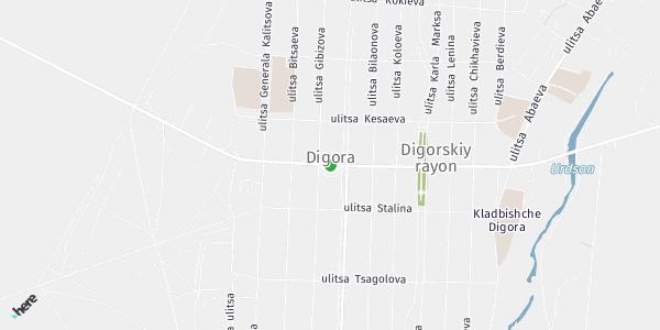 Кредиты Дигора