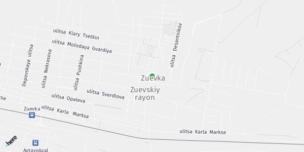 Кредиты Зуевка