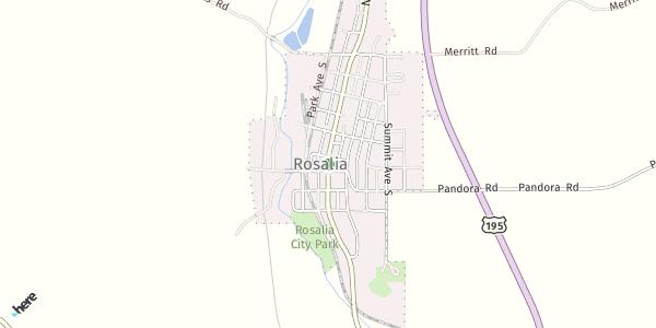 Payday Loans Rosalia WA